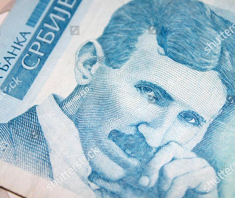 Das Portrait: Nikola Tesla